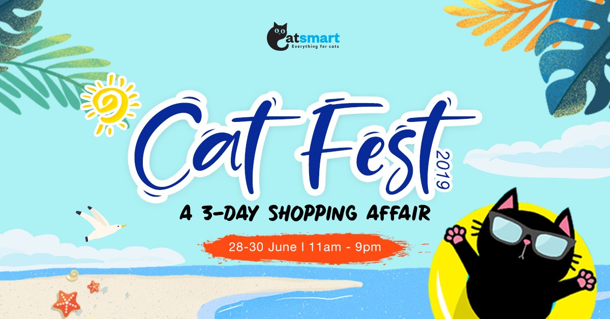 Are You Ready For The Elusive Cat Fest 2019?
