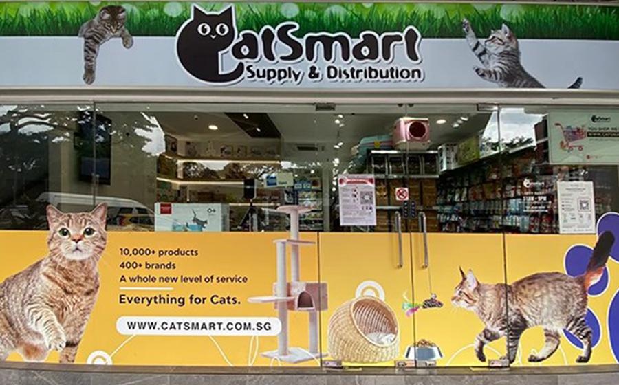 CatSmart-One-Stop-Cat-Shop