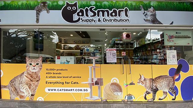 CatSmart At Jalan Leban