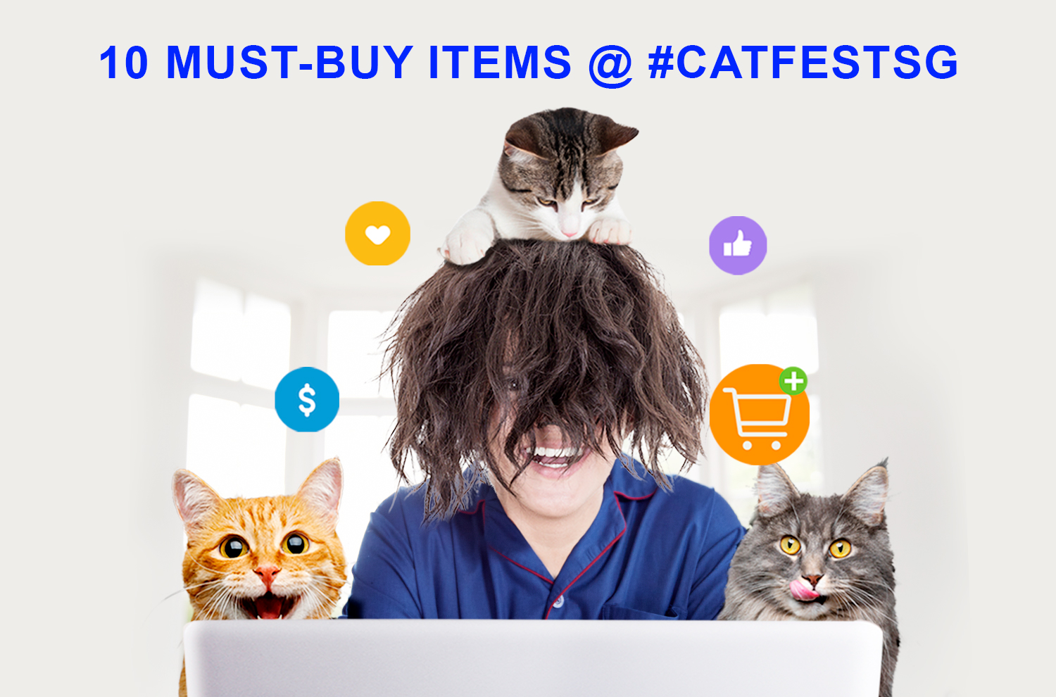 Top 10 Buys @ #CATFEST2020