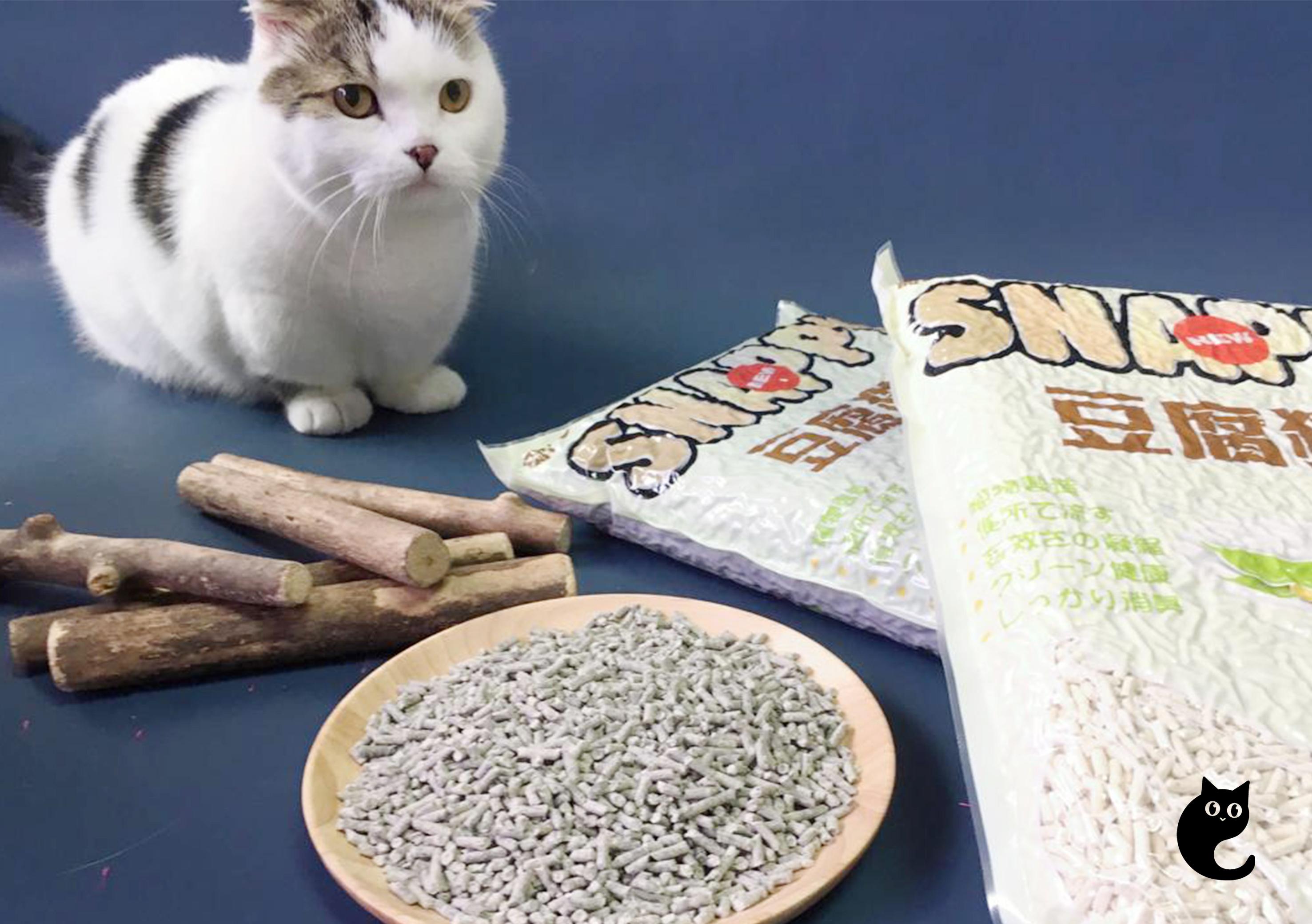 Natural Tofu, An Unexpected Cat Litter?